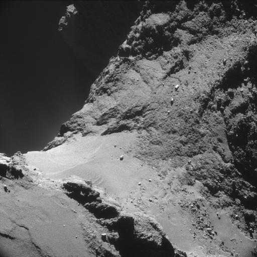 Des images extraordinaires du système solaire Rosett12