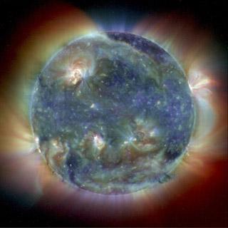 La surface du Soleil. Sun10