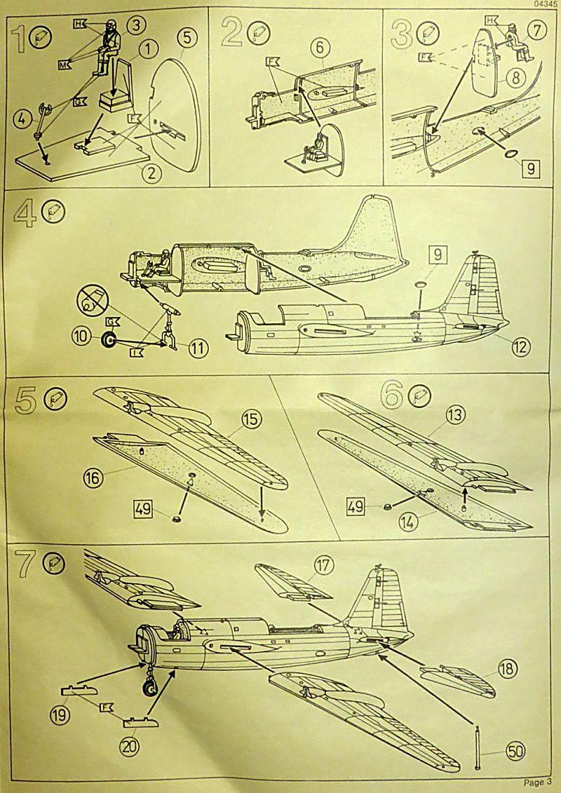 Ouvre-boîte Douglas A-20 C / Boston III [Revell 1/72] A20c-018