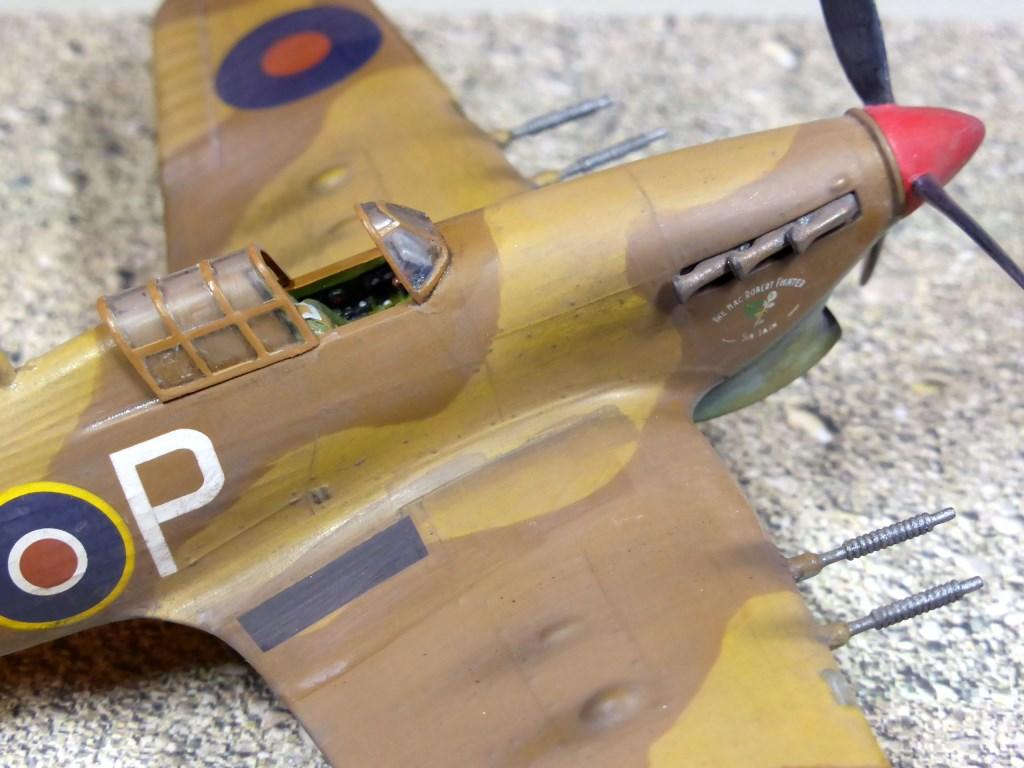 [Vintage] - AIRFIX Hawker Hurricane Mk IIC Amk28810