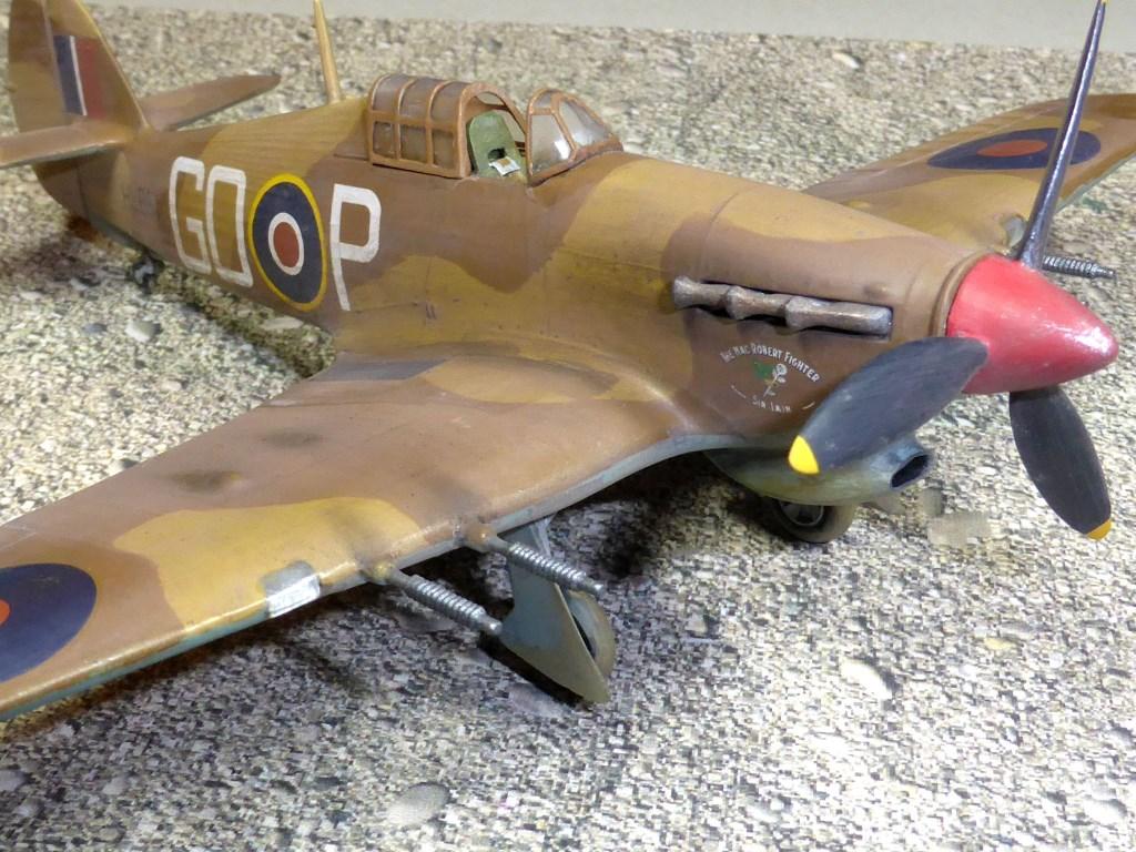 [Vintage] - AIRFIX Hawker Hurricane Mk IIC Amk28910