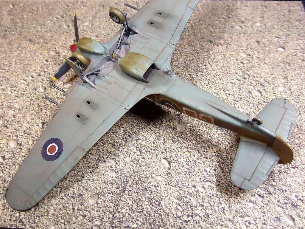 [Vintage] - AIRFIX Hawker Hurricane Mk IIC Amk29110