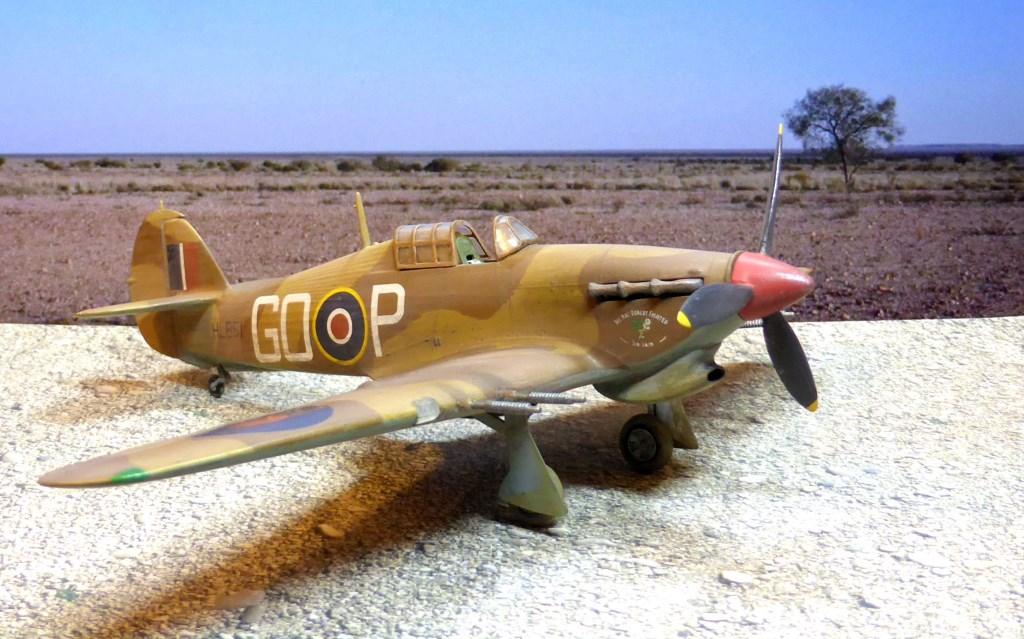 [Vintage] - AIRFIX Hawker Hurricane Mk IIC Amk29210
