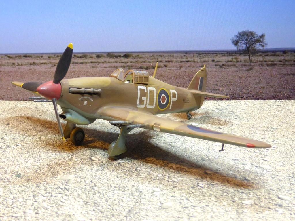 [Vintage] - AIRFIX Hawker Hurricane Mk IIC Amk29310