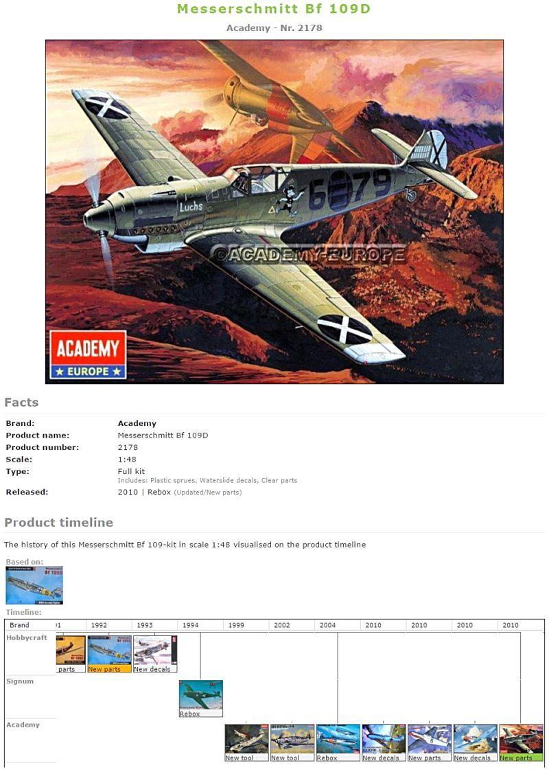 """[ACADEMY] Messerchmitt BF 109D  JG 132 """"Richtoffen"""" 1937 (1/48) Bf109d10"""
