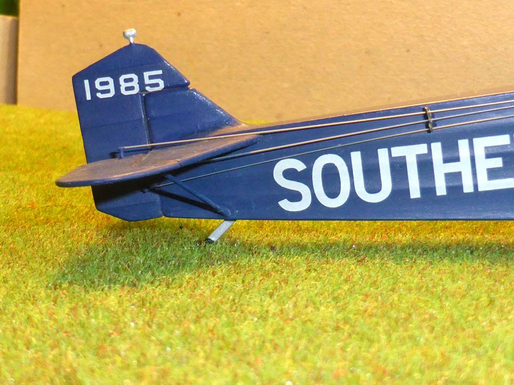 "[Zvesda] - Fokker F-VII ""SOUTHERN CROSS"" 1928 Vol Trans-Pacifique vers l'Australie Fvii-519"