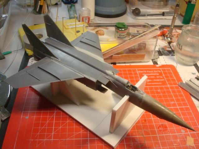MIG 25 R  (Condor+Armory ) Dsc04319