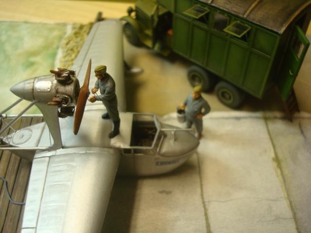 Hydroplane SPL et camion atelier - Page 3 Dsc04616