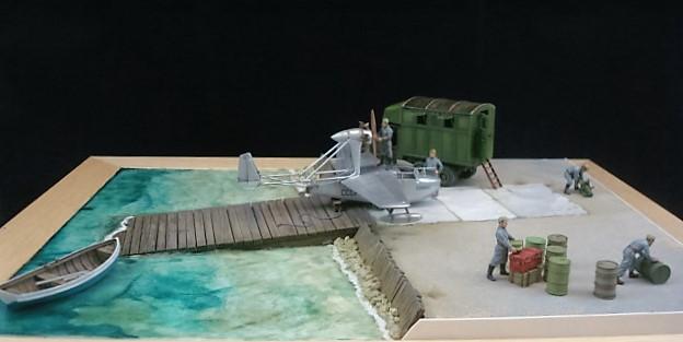 Hydroplane SPL et camion atelier - Page 3 Dsc04629