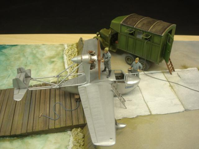 Hydroplane SPL et camion atelier - Page 3 Dsc04631