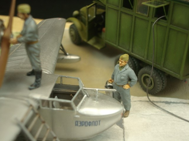 Hydroplane SPL et camion atelier - Page 3 Dsc04712