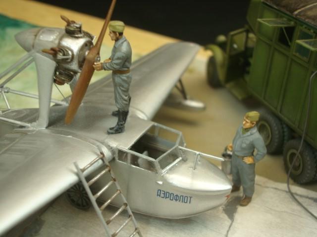 Hydroplane SPL et camion atelier - Page 3 Dsc04714
