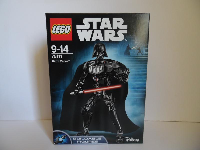[Revue] Figurine à construire LEGO Star Wars 75111 : Dark Vador  Sam_1510