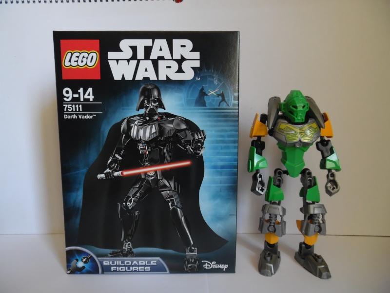 [Revue] Figurine à construire LEGO Star Wars 75111 : Dark Vador  Sam_1511