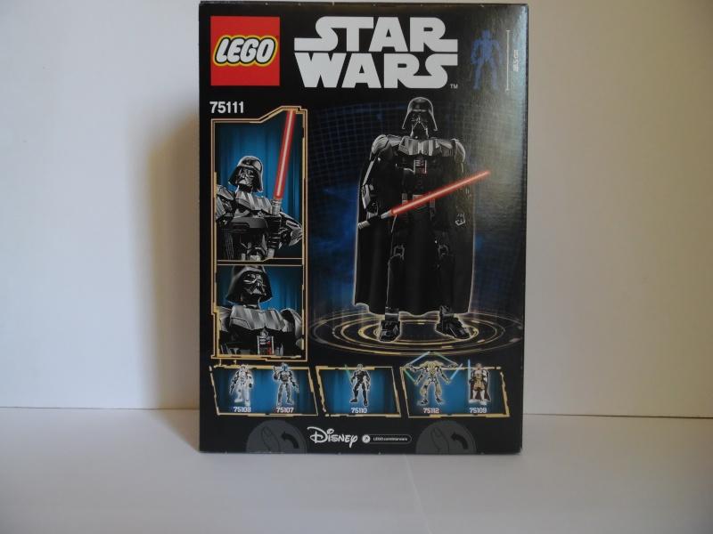[Revue] Figurine à construire LEGO Star Wars 75111 : Dark Vador  Sam_1512