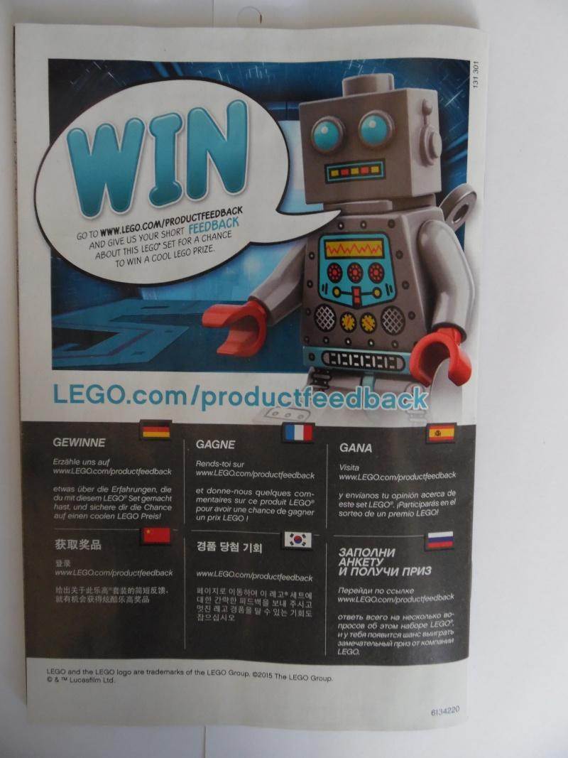 [Revue] Figurine à construire LEGO Star Wars 75111 : Dark Vador  Sam_1517