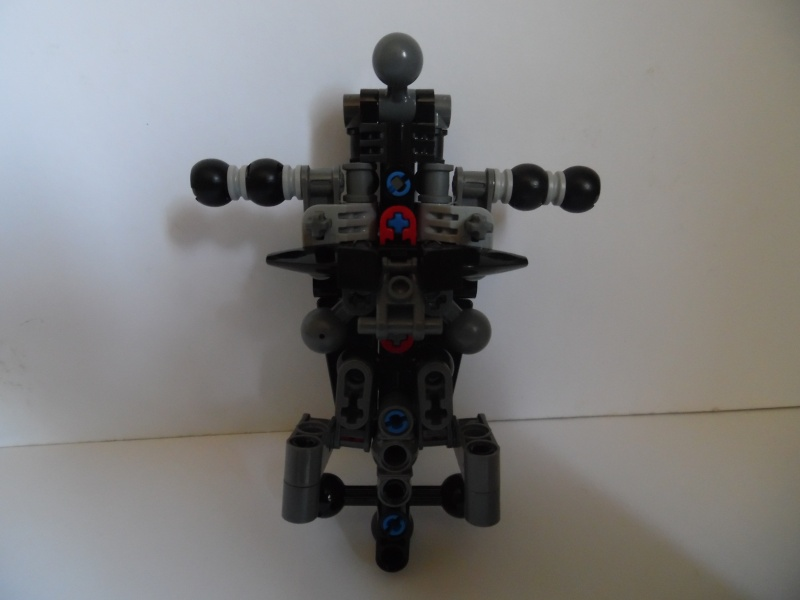 [Revue] Figurine à construire LEGO Star Wars 75111 : Dark Vador  Sam_1529