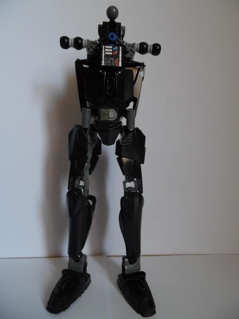 [Revue] Figurine à construire LEGO Star Wars 75111 : Dark Vador  Sam_1535