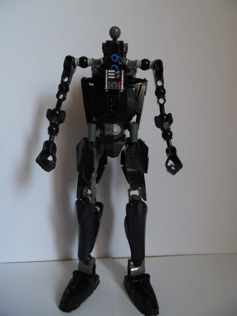 [Revue] Figurine à construire LEGO Star Wars 75111 : Dark Vador  Sam_1536