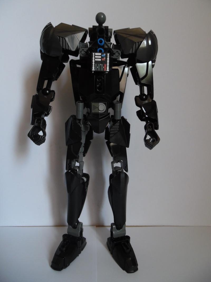 [Revue] Figurine à construire LEGO Star Wars 75111 : Dark Vador  Sam_1537
