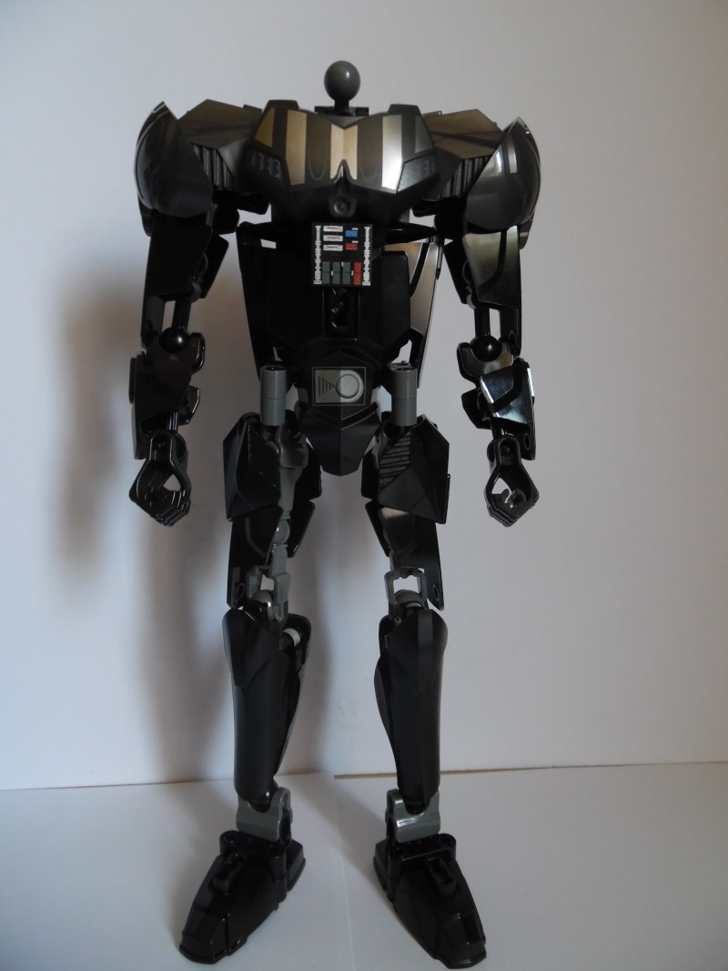 [Revue] Figurine à construire LEGO Star Wars 75111 : Dark Vador  Sam_1538
