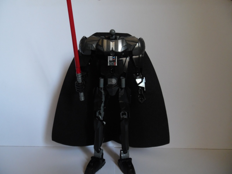 [Revue] Figurine à construire LEGO Star Wars 75111 : Dark Vador  Sam_1540