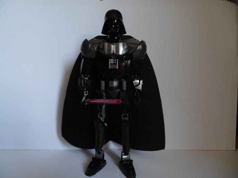 [Revue] Figurine à construire LEGO Star Wars 75111 : Dark Vador  Sam_1541