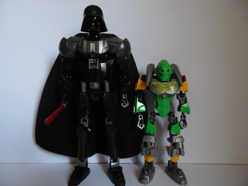 [Revue] Figurine à construire LEGO Star Wars 75111 : Dark Vador  Sam_1542