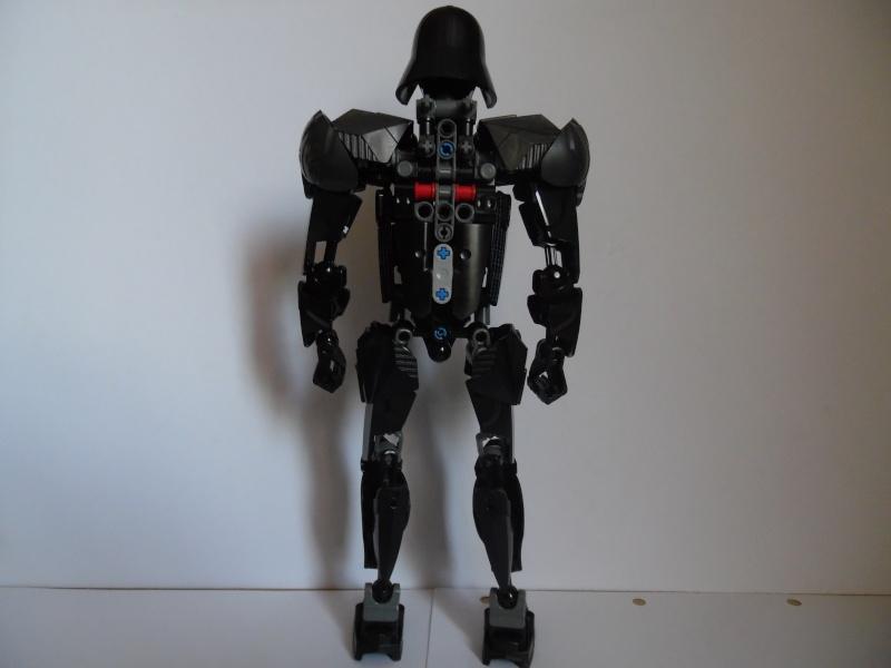 [Revue] Figurine à construire LEGO Star Wars 75111 : Dark Vador  Sam_1543