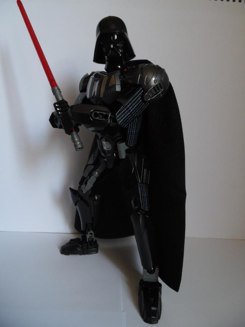 [Revue] Figurine à construire LEGO Star Wars 75111 : Dark Vador  Sam_1545