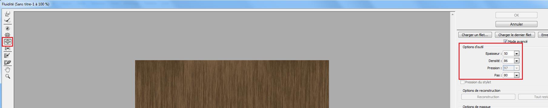 [Débutant] Créer une texture: le bois Bois510
