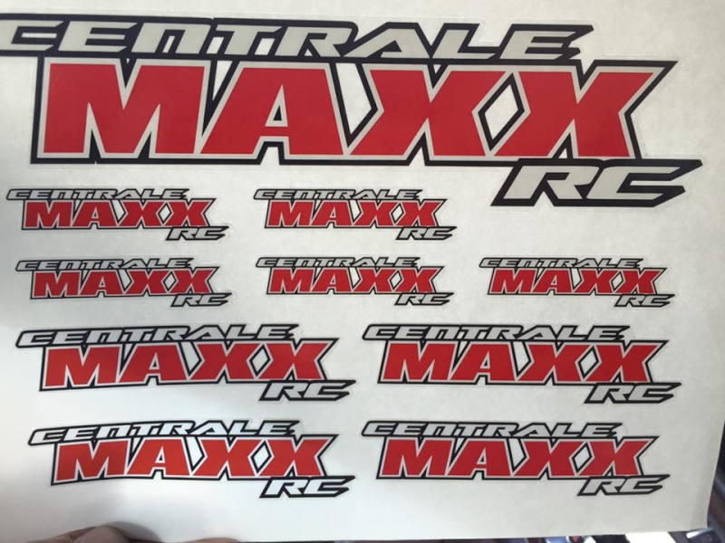 CentralemaxxRC Stickers sheet 12047110