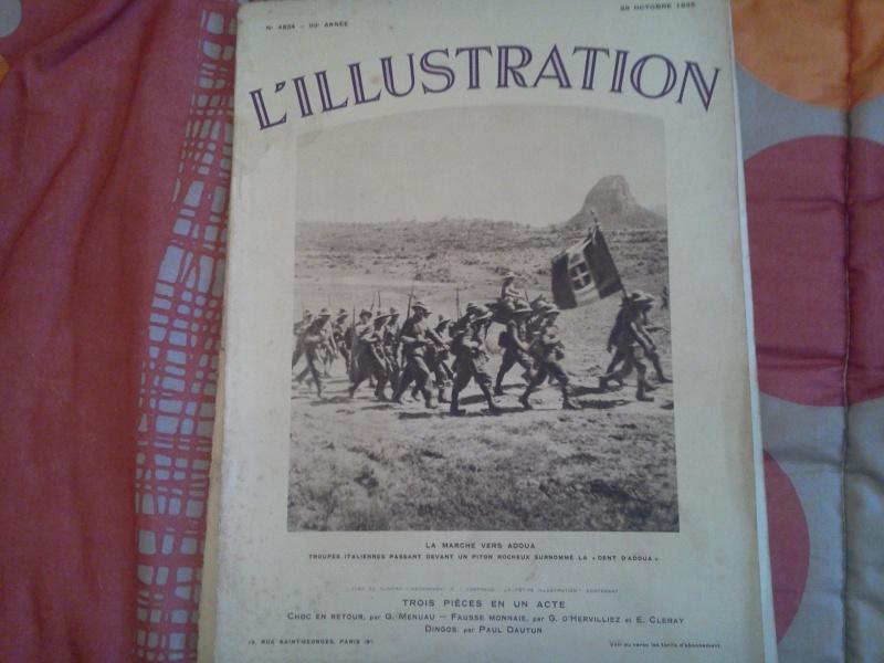 la guerre italio - ethiopienne  Photo014