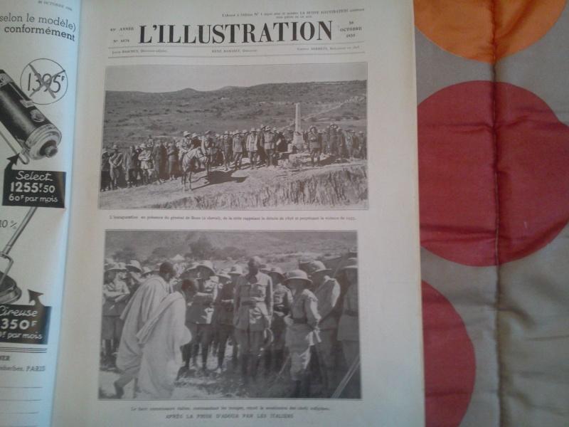 la guerre italio - ethiopienne  Photo015