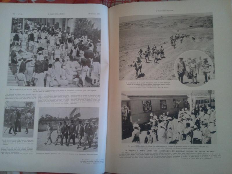 la guerre italio - ethiopienne  Photo016