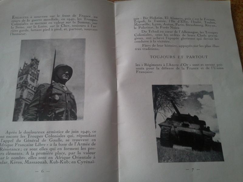 Ma collection : uniformes-coiffures-archives de la Coloniale et la colonisation - Page 6 Photo169