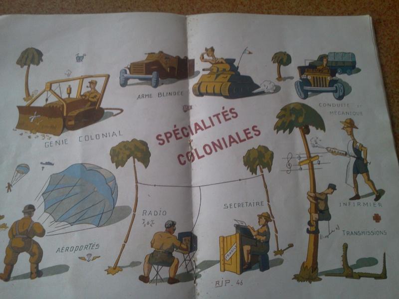 Ma collection : uniformes-coiffures-archives de la Coloniale et la colonisation - Page 6 Photo171