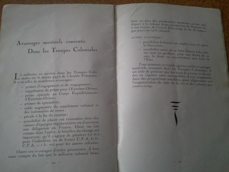 Ma collection : uniformes-coiffures-archives de la Coloniale et la colonisation - Page 6 Photo173