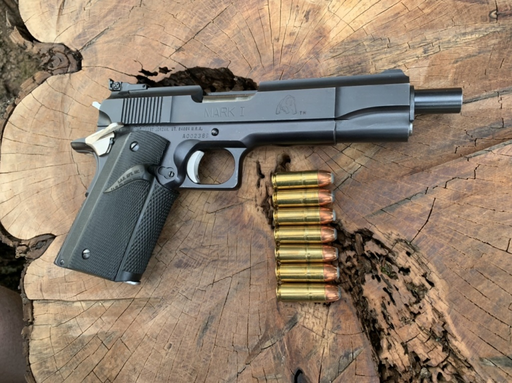 Munition .357 Mag pour faire cycler une Desert Eagle MK1 104dbe10