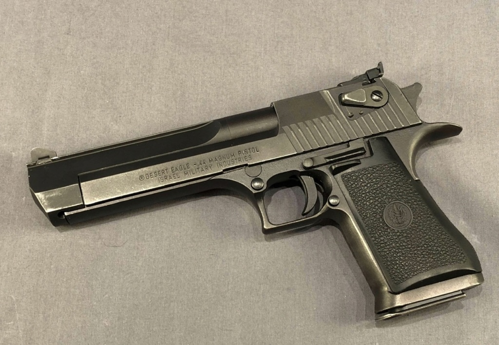 Munition .357 Mag pour faire cycler une Desert Eagle MK1 A541a310