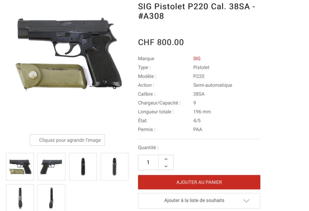 SIG P 220 . 22 lr Da0dc010