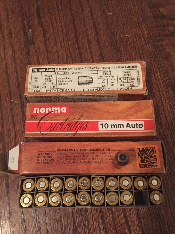 Munition: 10mm auto qui pousse - Page 2 Ed987f10