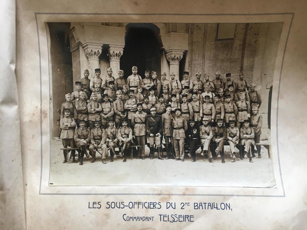 ALBUM SOUVENIR du Corps d'Occupation de CONSTANTINOPLE_66èmeR.I _1921 10594310