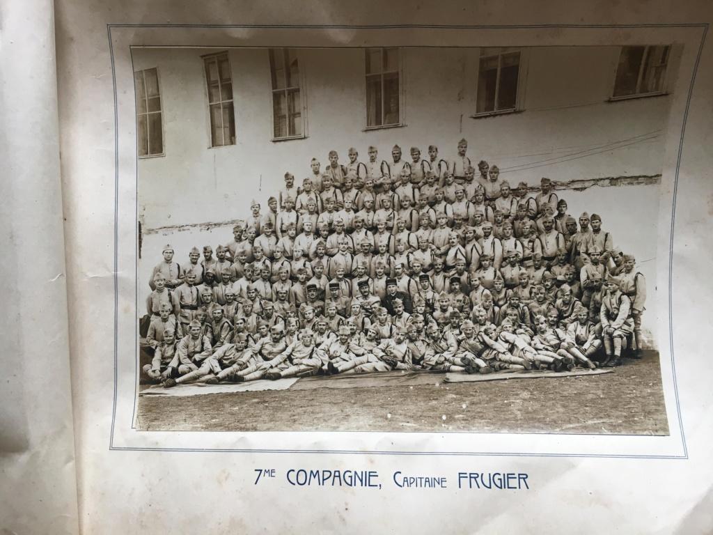 ALBUM SOUVENIR du Corps d'Occupation de CONSTANTINOPLE_66èmeR.I _1921 10600610