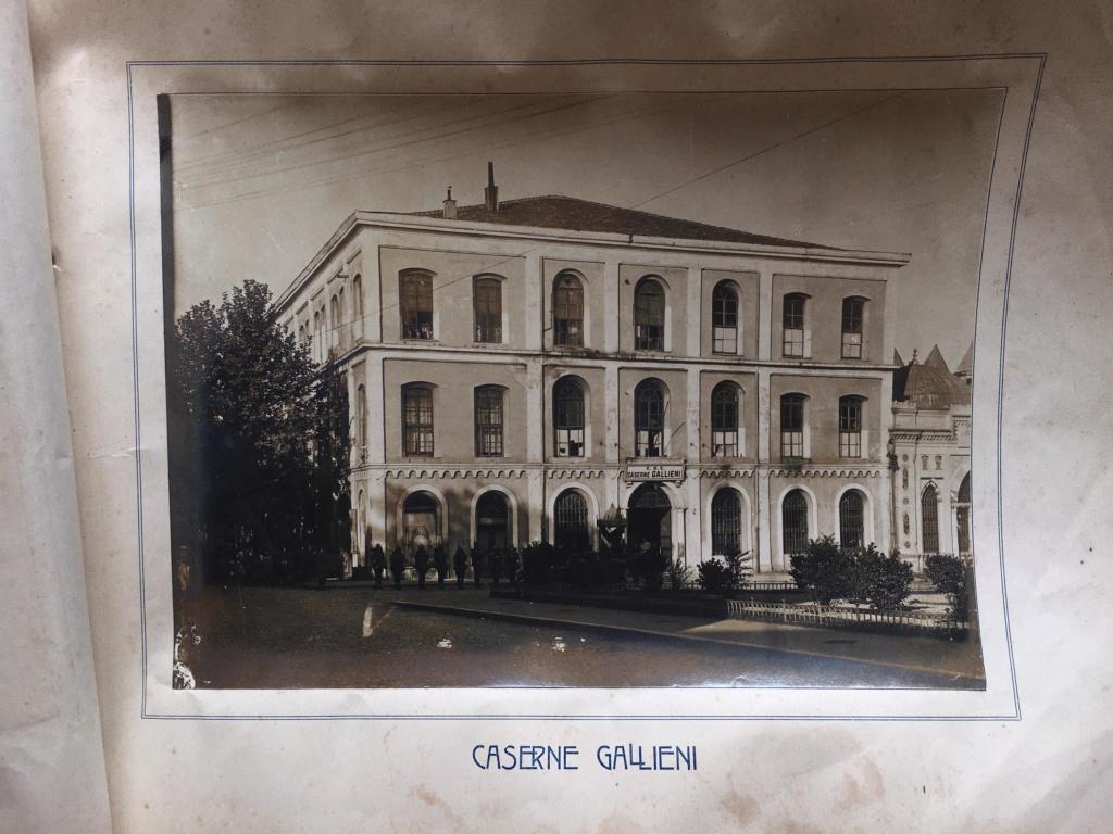 ALBUM SOUVENIR du Corps d'Occupation de CONSTANTINOPLE_66èmeR.I _1921 10617910