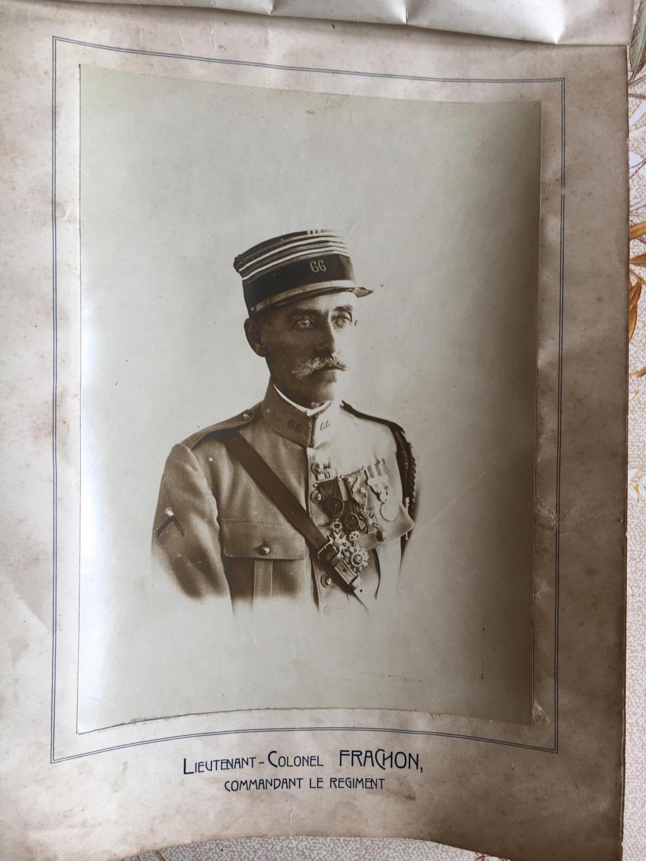 ALBUM SOUVENIR du Corps d'Occupation de CONSTANTINOPLE_66èmeR.I _1921 10630710
