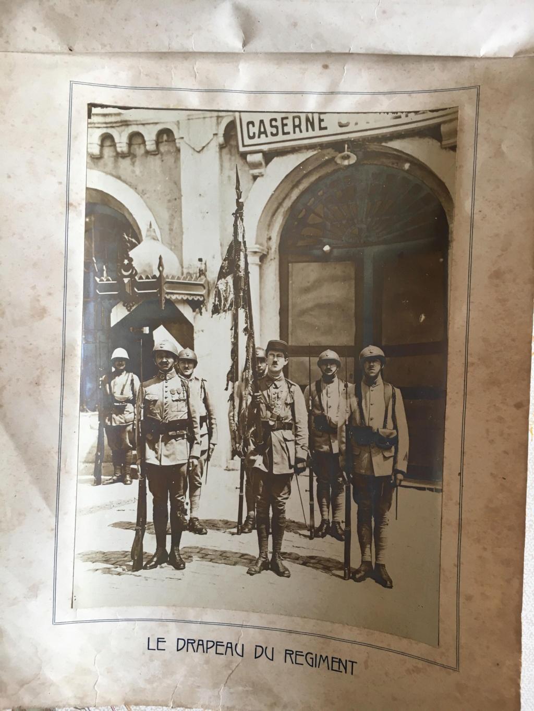 ALBUM SOUVENIR du Corps d'Occupation de CONSTANTINOPLE_66èmeR.I _1921 10643710