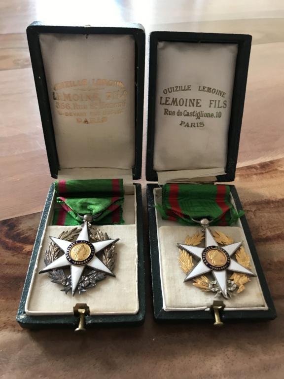 Portraits du maréchal Pétain en pagaille + médailles diverses (LH, St Mihiel...) 467e3a10