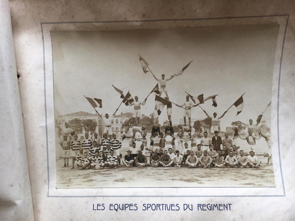 ALBUM SOUVENIR du Corps d'Occupation de CONSTANTINOPLE_66èmeR.I _1921 74440410