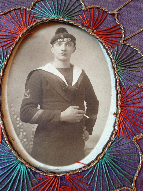 Souvenir de ma campagne de Chine et du Japon 1919-1920_ croiseur d'Estrées ! Img_5614
